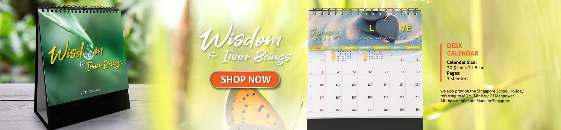 Wisdom Retail Banner