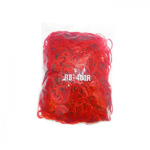 Red Rubber Band 400gsm