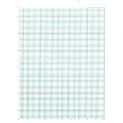 A4 Graph Paper Sheets Pack of 500