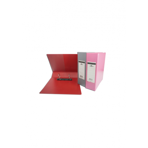 Seaking Stock Card File PVC A5 2D 40mm