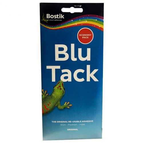 Bostik Large Blutack 75g Blue