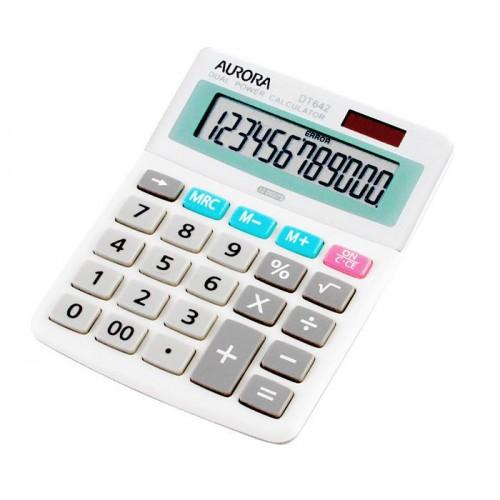 Aurora Calculator 12 Digits DT-642