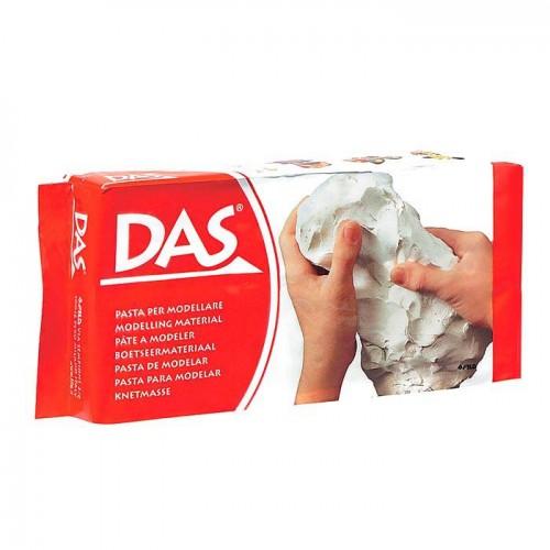 DAS AIR DRY MODELLING CLAY 1000G (WHITE)