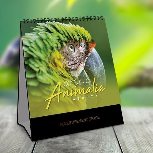 2022 Calendar - Animalia Beauty - S8802