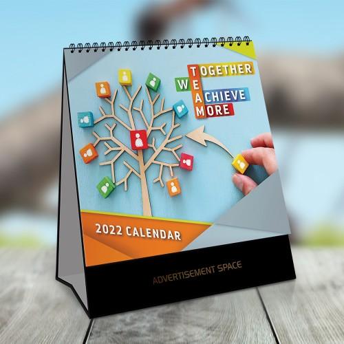 2022 Calendar - Together we Achieve More - S7801