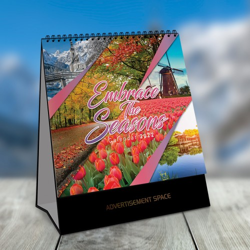 2022 Calendar - Embrace The Seasons - S8803