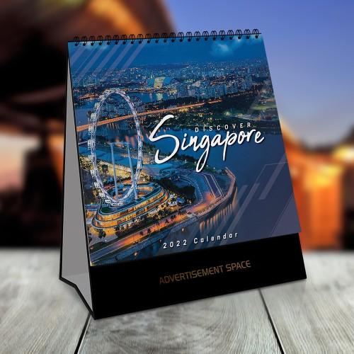 2022 Singapore Calendar With School Holiday - Discover Singapore Theme