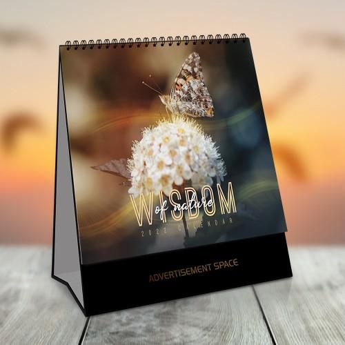 2022 Calendar - Wisdom Of Nature - S8804