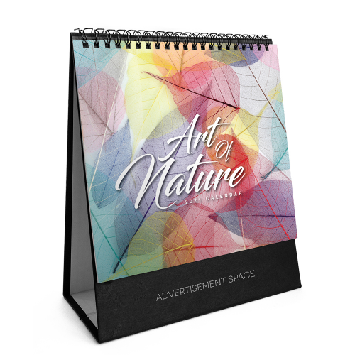 2021 Calendar - Art Of Nature - S8801