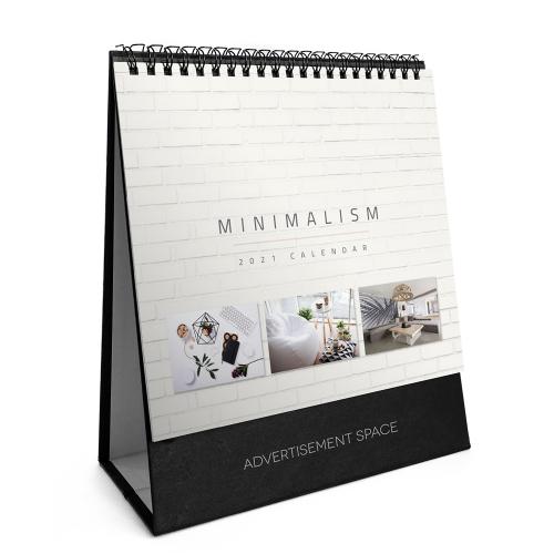 2021 Calendar - Minimalism - S7806