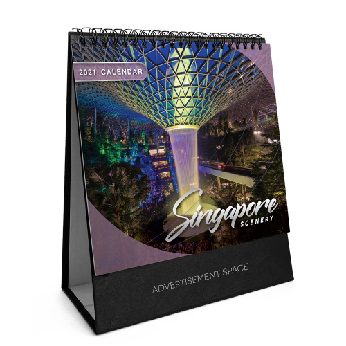 2021 Calendar - Singapore Scenery - S7805