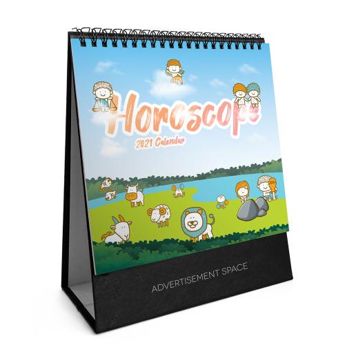 2021 Calendar - Horoscope - S7807