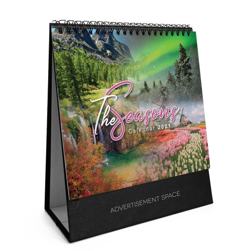 2021 Calendar - The Seasons - S8803