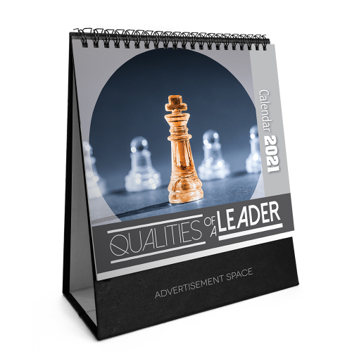 2021 Calendar - Qualities Of A Leader - S7803