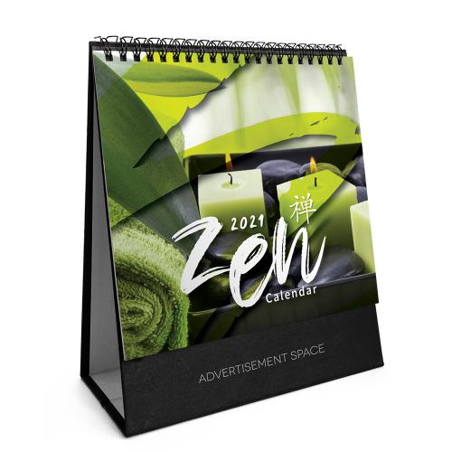 2021 Calendar - ZEN - S7804