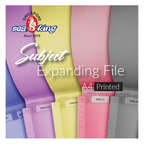 A4 PP Expanding File PF86
